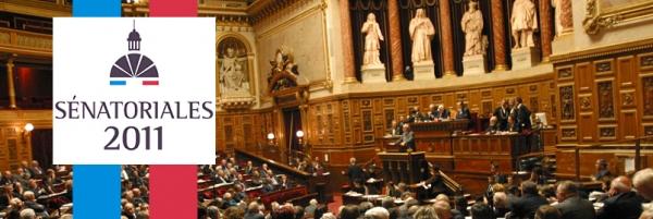 Réactions à la suite des élections sénatoriales de Septembre 2011 en Loire-Atlantique