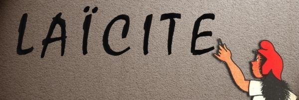 Laïcité, j'écrirai ton nom