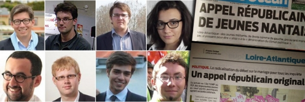 Notre tribune commune : Les jeunes engagés de la droite, du centre et de la gauche dénoncent le climat de violence autour du débat sur le mariage pour tous
